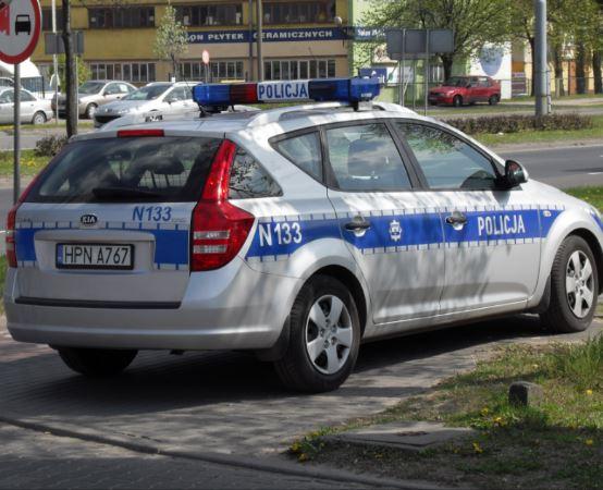 Policja Białystok: KAFAR OD KILKU DNI W SŁUŻBIE