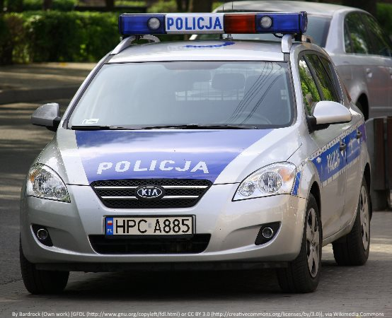 Policja Białystok: Chciał alkohol i pizzę, jak nie to będzie zarażał... #zerotolerancji