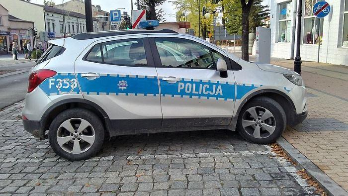Policja Białystok: Policjantka na wolnym zatrzymała nietrzeźwego kierowcę